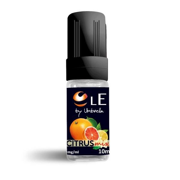 Elektronske cigarete Tečnosti OLE OLE Citrus Mix 10ml