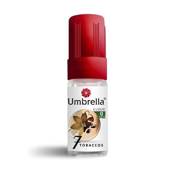 Elektronske cigarete Tečnosti Umbrella Umbrella 7 Tobaccos 10ml
