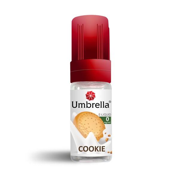 Elektronske cigarete Tečnosti Umbrella Umbrella Cookie - Kolačić 10ml
