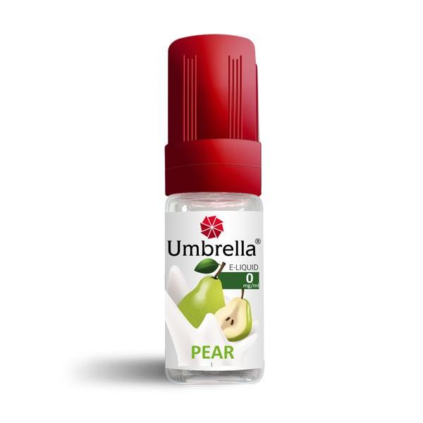 Elektronske cigarete Tečnosti Umbrella Umbrella Pear - Kruška 10ml
