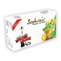 Nargile  Sophies aroma za nargile LEMONY MINT 50gr