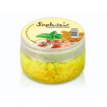 Nargile Steam Stones  Sophies steam stone za nargile MANGO PEACH MINT DESIRE 100gr