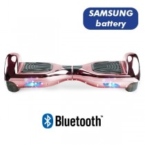 Hoverboard  Hoverboard S36 BlueTooth CHROME PINK