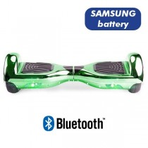 Hoverboard  Hoverboard S36 BlueTooth CHROME GREEN