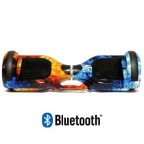 Hoverboard  HOVERBOARD S36 BLUETOOTH ICE FLAME