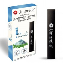 Elektronske cigarete Jednokratne  Jednokratna e-cigareta 320 Icy Mint 20mg