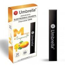Elektronske cigarete Jednokratne  Jednokratna e-cigareta 320 Mango Tropical 20mg