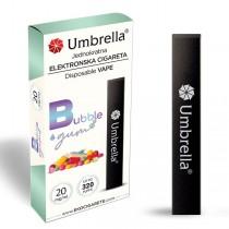 Elektronske cigarete Jednokratne  Jednokratna e-cigareta 320 Bubble Gum 20mg