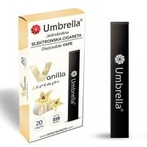 Elektronske cigarete Jednokratne  Jednokratna e-cigareta 320 Vanilla Cream 20mg