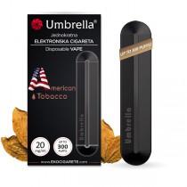 E-cigarete  Jednokratna e-cigareta American Tobacco 20mg