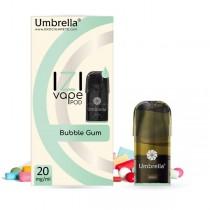 E-cigarete  Umbrella IZI POD Bubble Gum