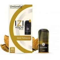 E-cigarete  Umbrella IZI POD Gold Tobacco