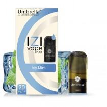 E-cigarete  Umbrella IZI POD Icy Mint