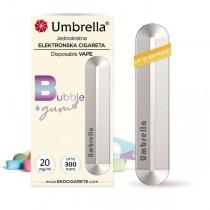 E-cigarete  Jednokratna e-cigareta Bubble Gum 20mg