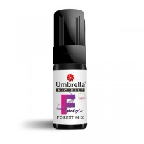 Elektronske cigarete Tečnosti  Umbrella NicSalt Forest Mix 10ml