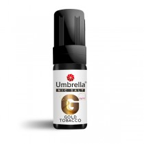 Elektronske cigarete Tečnosti  Umbrella NicSalt Gold Tobacco 10ml