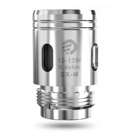 Elektronske cigarete Paketi  Grijač za Exceed Grip EX-M mesh 0,4ohm
