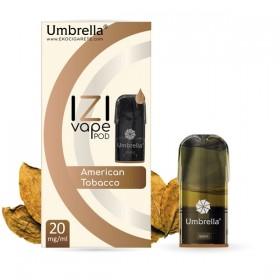 Elektronske cigarete IZI VAPE POD  Umbrella IZI POD American Tobacco