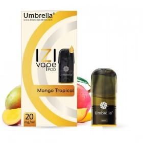 Elektronske cigarete IZI VAPE POD  Umbrella IZI POD Mango Tropical