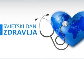 7. April - Svjetski dan zdravlja
